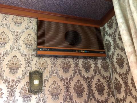 応接室 換気扇