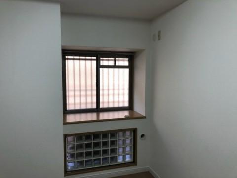 マンションの二部屋にエアコン設置予定