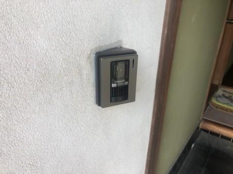 玄関子機 カメラ角度調節台VL-1302A