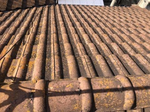 すべる屋根