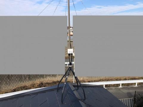 テレビブースター交換 DXアンテナ
