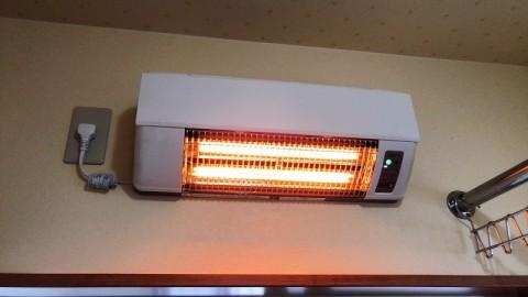 HDD-50S 脱衣室暖房機