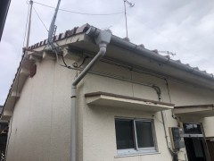 レンタルサーバー設置の為の電気工事