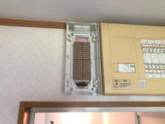 ブレーカーのためのボックスを設置