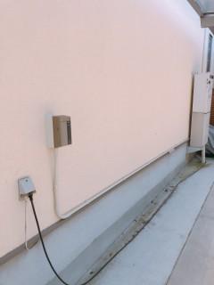 充電コンセントWK4422