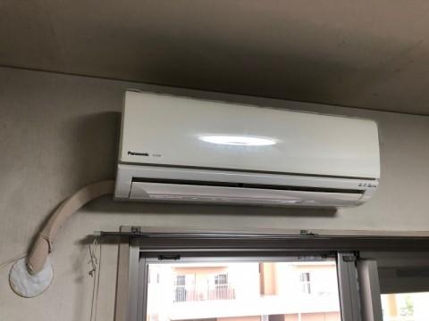 冷えないエアコン